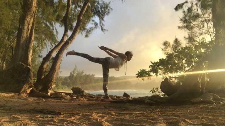 Hawaii Yoga Retreat Body Flows